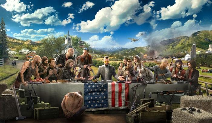 Far Cry 5 uscita