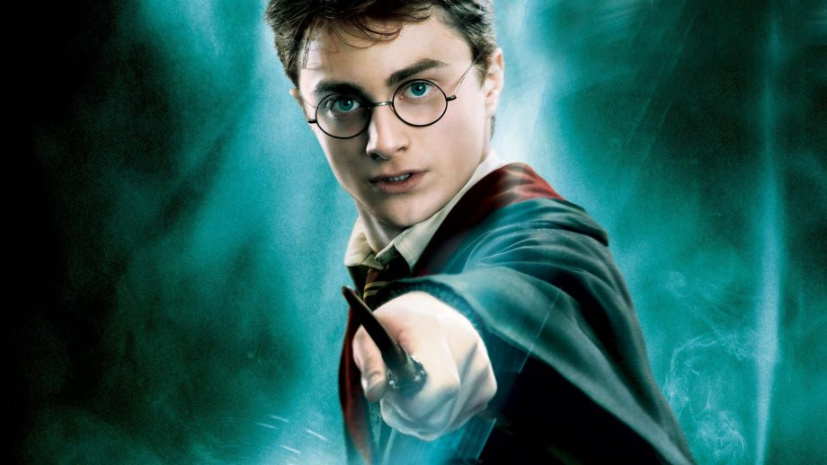 mostra di Harry Potter