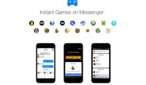 Instant Games su Messenger, un altro modo di passare il tempo