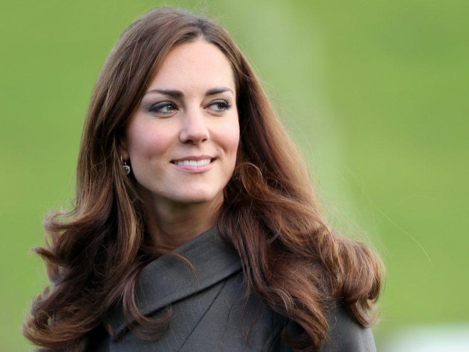 Kate Middleton ha partitorito