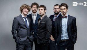Radio2 live: appuntamento venerdì con lo Stato Sociale