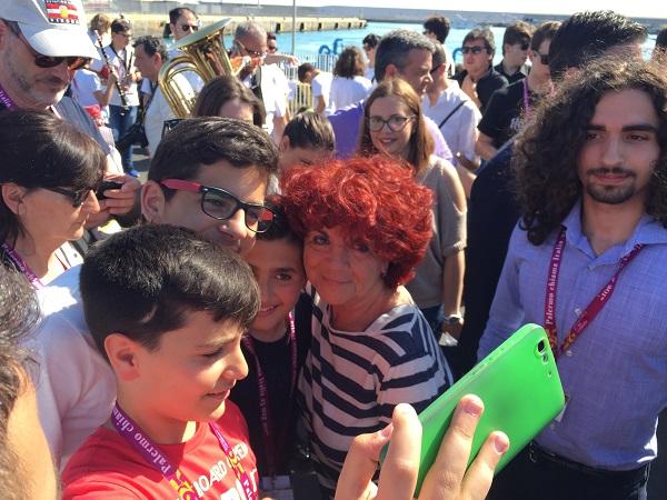 Falcone: arrivati mille studenti a Palermo su Nave legalità