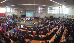 #PalermoChiamaItalia, Nave della Legalità arrivata in Sicilia