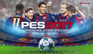 PES 2017 Mobile è arrivato: disponibile gratuitamente per Android e iOS