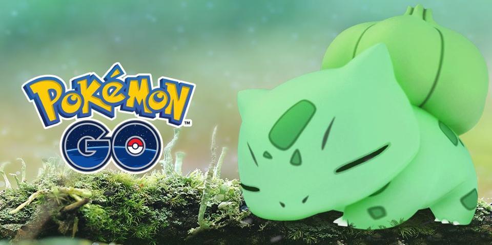pokemon go pokémon di tipo erba
