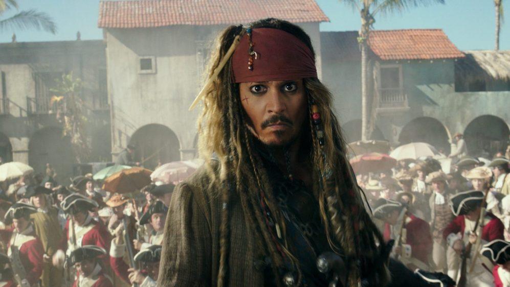 Rubato Pirati dei Caraibi 5