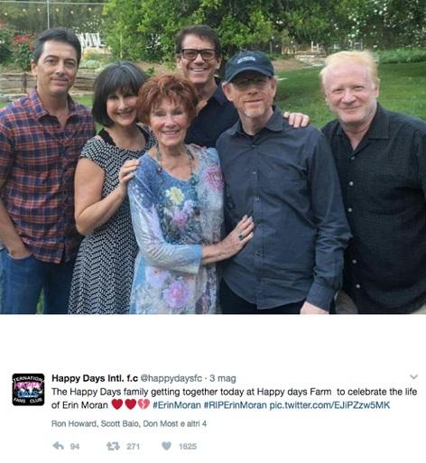 Reunion del cast di Happy Days