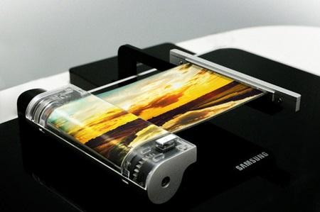 display flessibile Samsung