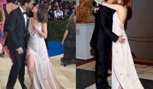 Selena Gomez e The Weeknd al Met Gala 2017 innamorati più che mai