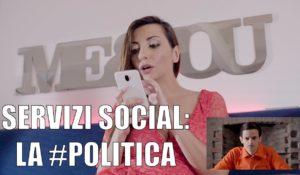 Fabio Rovazzi e Martina Dell'Ombra: la strana coppia della terza puntata di Servizi Social