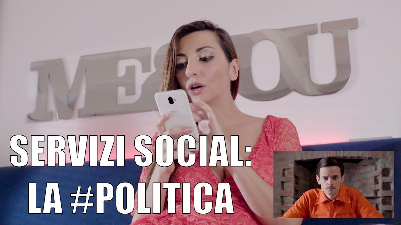 terza puntata di servizi social