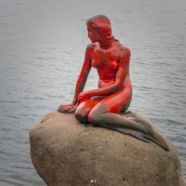 statua della sirenetta (1)