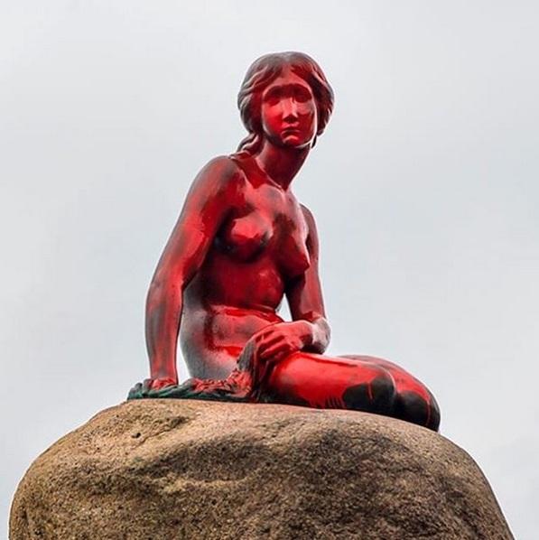 statua della sirenetta (2)