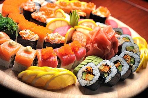 Sushi pericolo Anisakis