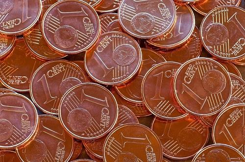 Italia cancella i centesimi