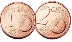 Addio alle monetine. Italia cancella i centesimi, dal primo gennaio, con una legge
