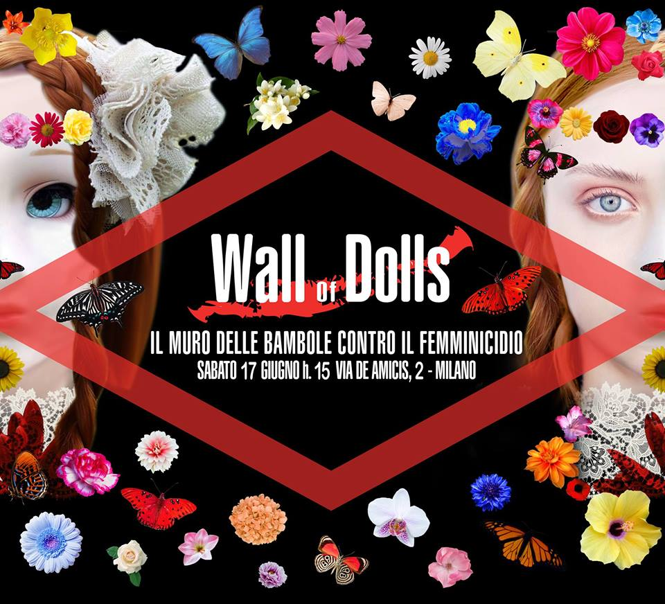 walls of dolls