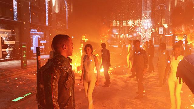 Jesse Williams personaggio da videogioco