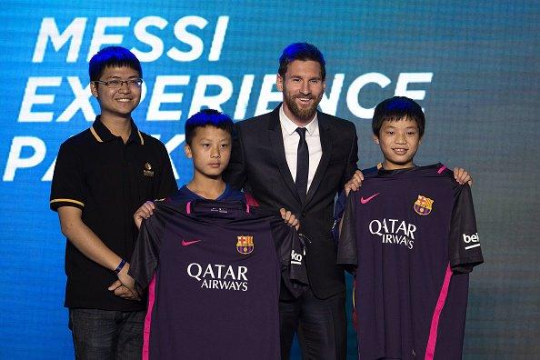 parco a tema dedicato a Leo Messi