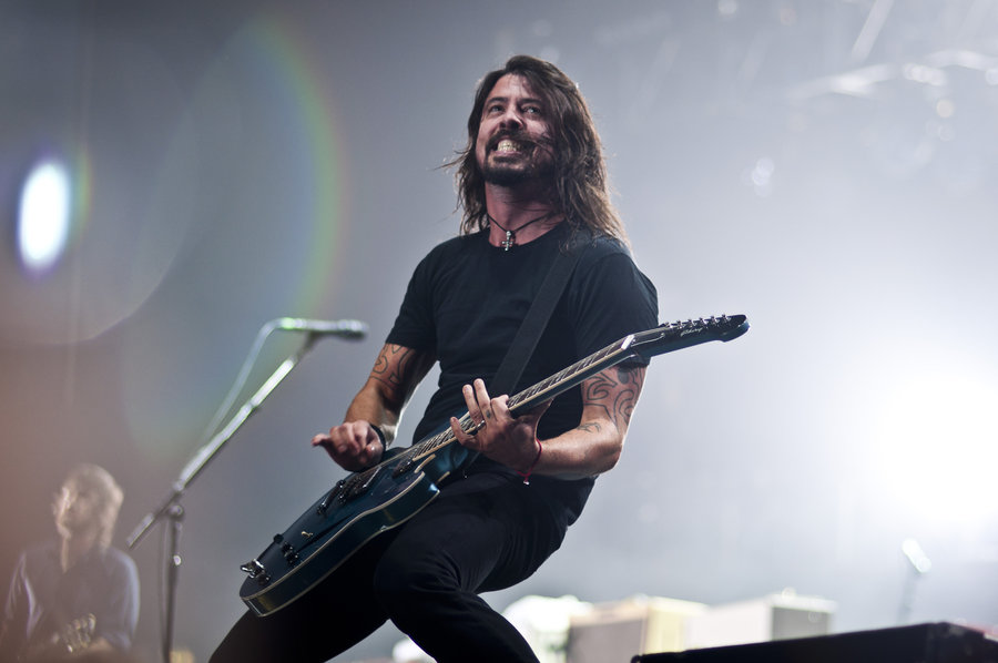 Foo Fighters annunciano nuovo album