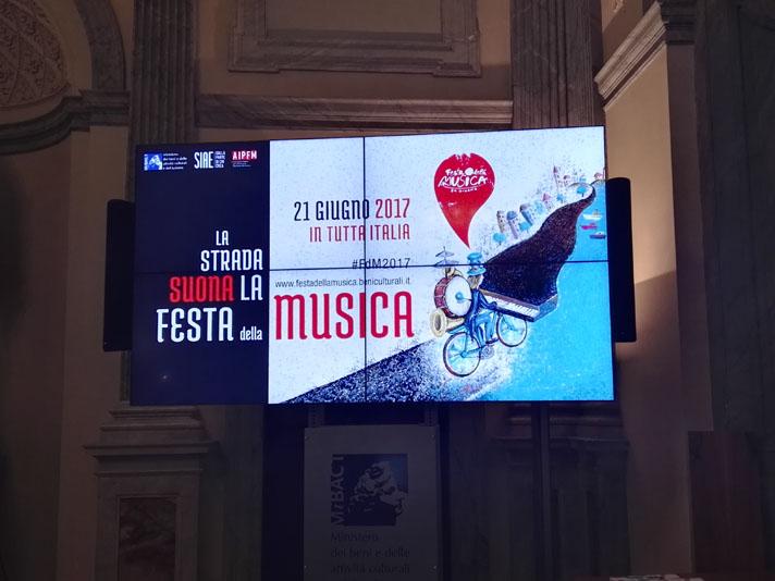 Festa della musica nelle piazze