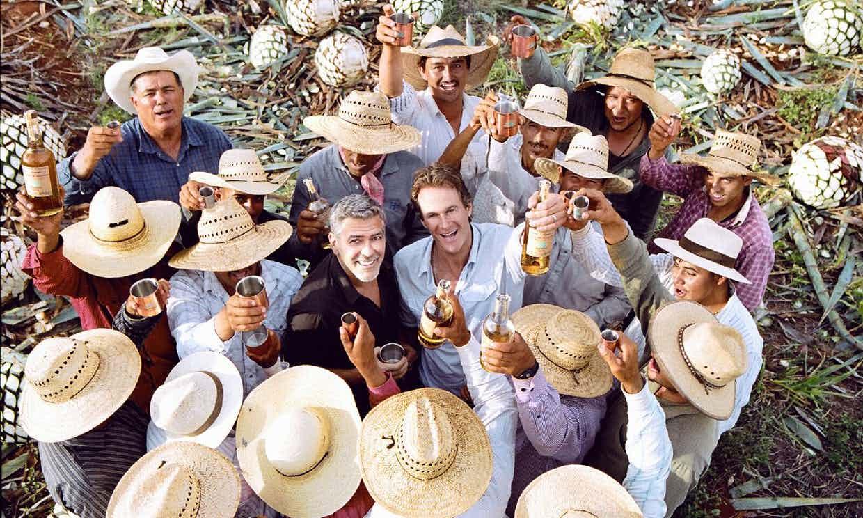 Diageo acquista la tequila di George Clooney