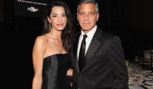 George e Amal Clooney in aiuto dei bimbi siriani: apriranno 7 scuole in Libano
