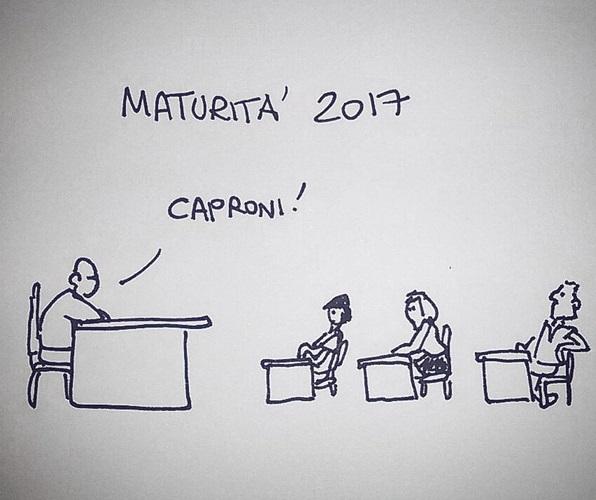 Prima Prova Maturità 2017: i meme più divertenti della giornata