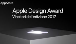 Apple Design Award 2017, per la prima volta anche due italiani tra i vincitori