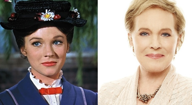 Mary Poppins Returns julie andrews