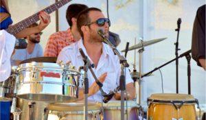 Napoli e Cuba unite dai tamburi Batà. Diregiovani incontra Paolo Bianconcini