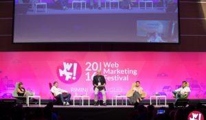 Web Marketing Festival, il digitale al servizio delle sfide del presente e del futuro