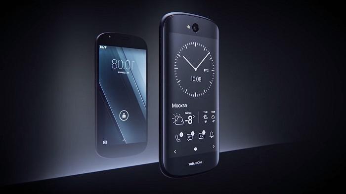 YotaPhone 3 smartphone