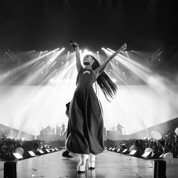 Ariana Grande presto cittadina onoraria della città di Manchester?