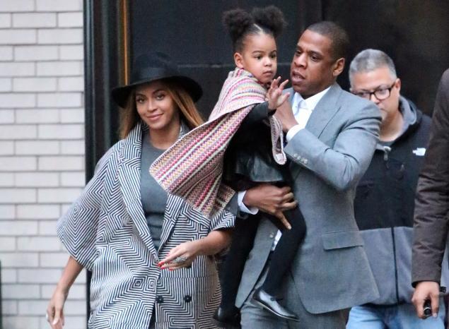 sesso dei gemellini di Beyoncé