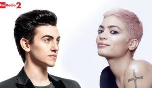 Elodie e Michele Bravi, concerto gratuito a 'Radio2 Live'