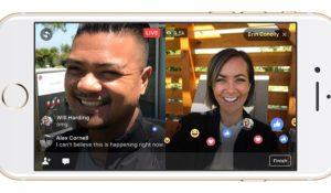 Facebook dirette live con sottotitoli funzione già attiva