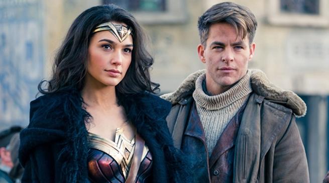 È record per Wonder Woman: il film più twittato del 2017!