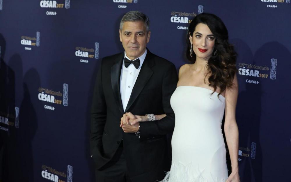 miglior amico di Clooney