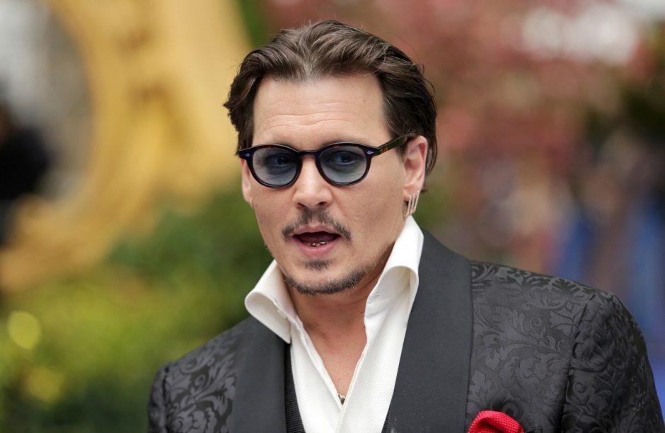 Johnny Depp e i debiti