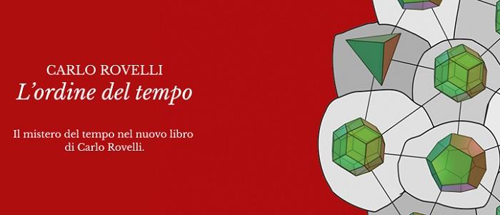 L'ordine del tempo Carlo Rovelli