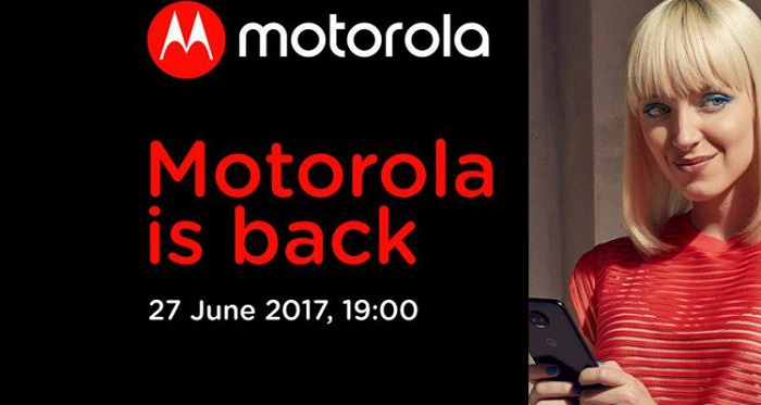 Motorola nuovi smartphone