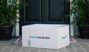 Prime Wardrobe, con Amazon i vestiti si provano prima dell'acquisto