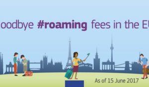 Da domani stop alle tariffe roaming, ecco cosa cambia