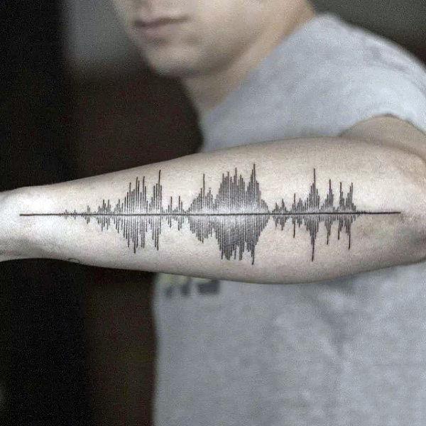 tatuaggi ora si possono ascoltare