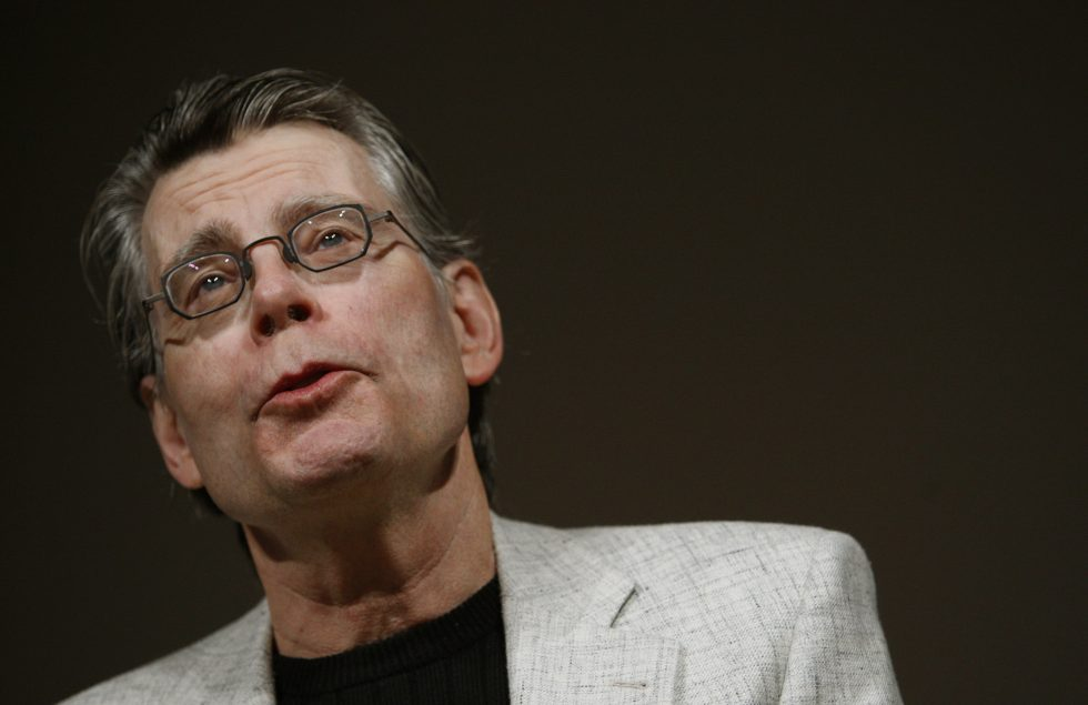 Donald Trump blocca Stephen King