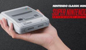 """Super Nintendo """"mini"""", la storica console è tornata"""