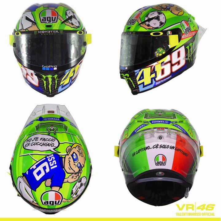 MotoGp: Vinales in pole, Rossi secondo