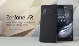 Asus ZenFone AR realtà virtuale e aumentata a portata di mano