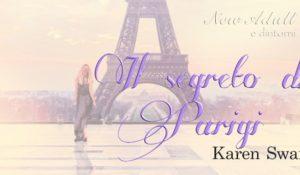 Il segreto di Parigi, l'estate letteraria si tinge di rosa